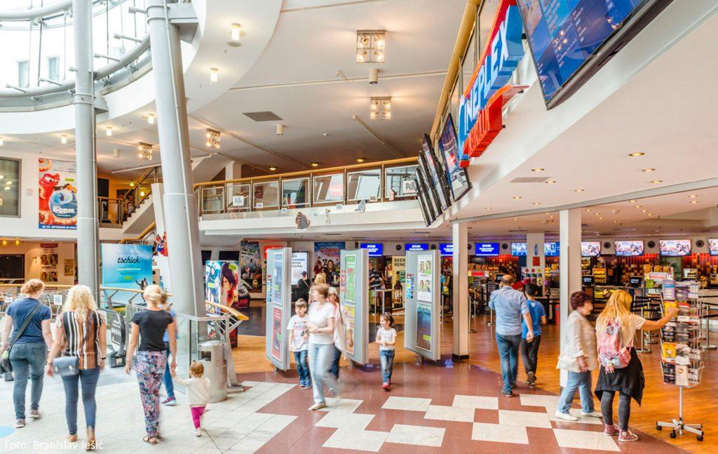 Neukölln Arcaden Kino