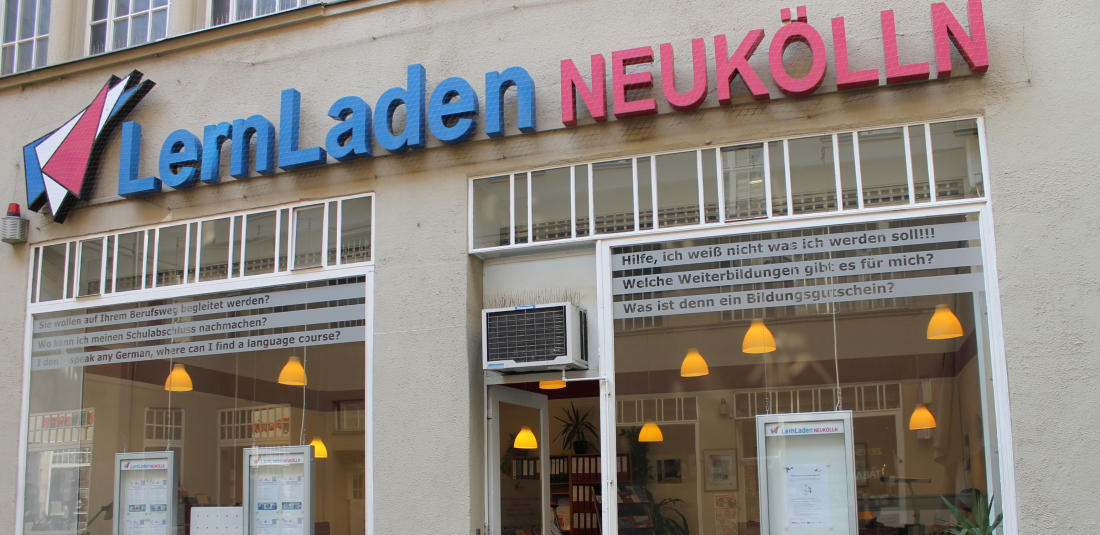 bibliotheksfuehrungen neuk lln arcaden berlin. Black Bedroom Furniture Sets. Home Design Ideas